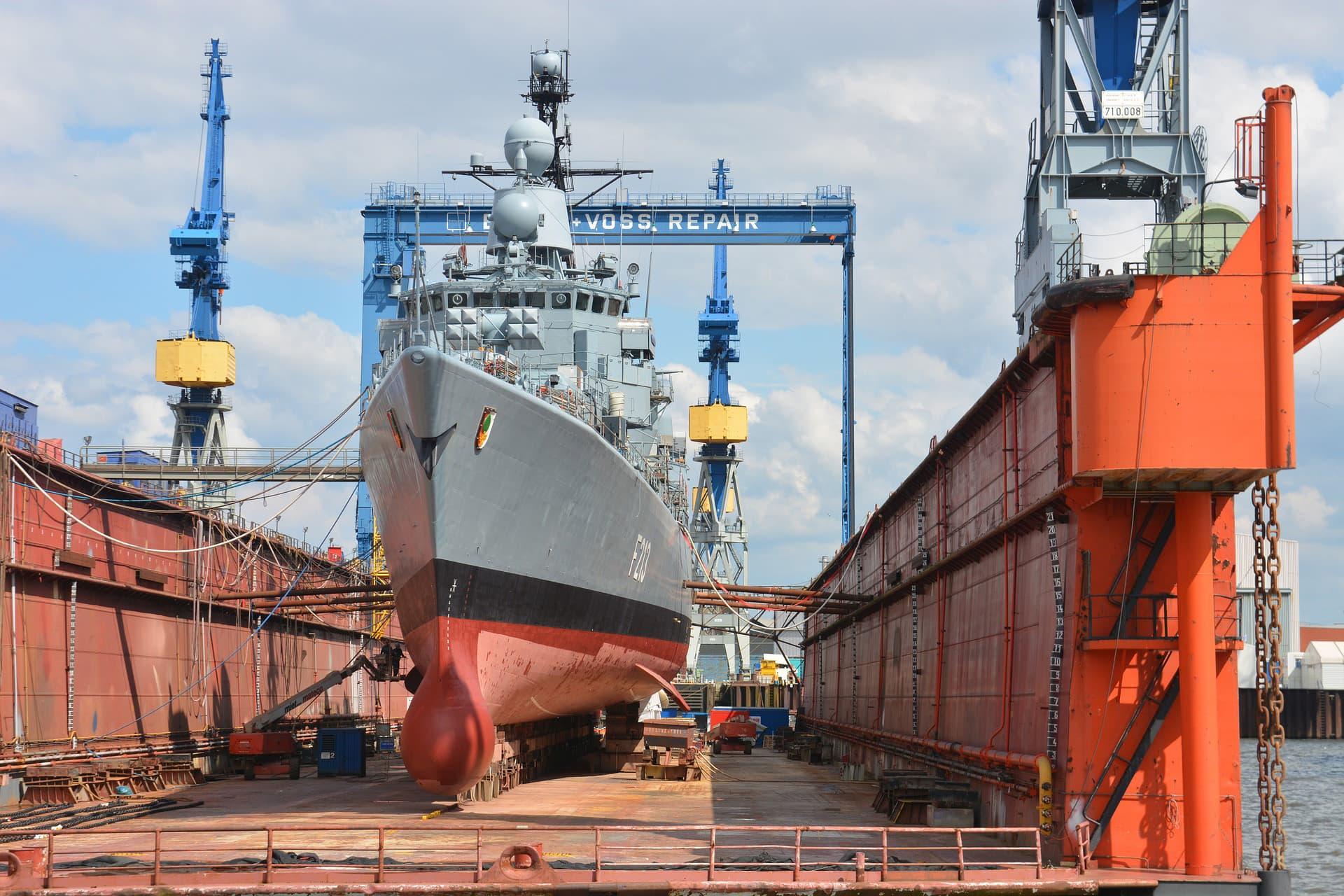 Chaîne pour chantiers navals