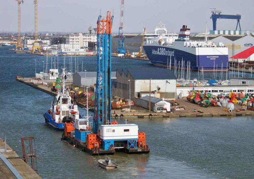 Remorquage maritime